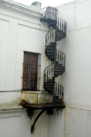 una escalera al cielo