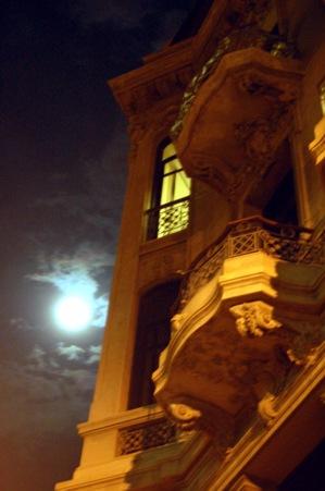 el balcón del lobo